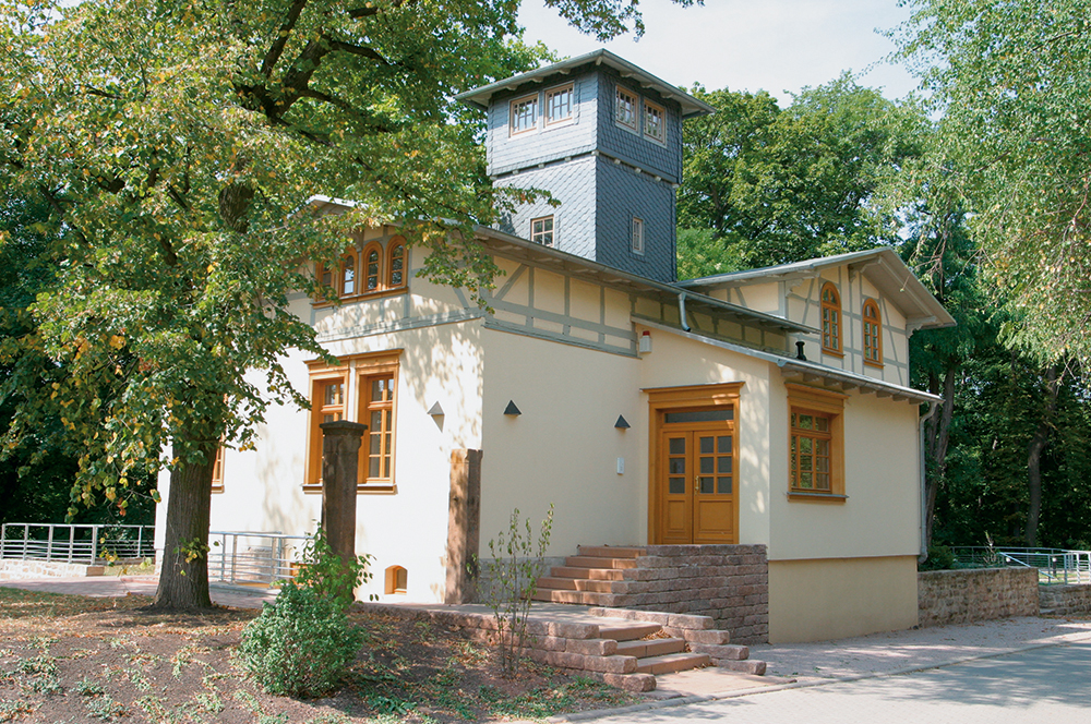 Villa am Zoopark